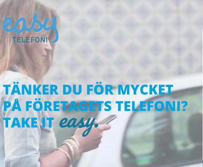 Uppstickaren lanserar Nordisk telefoni