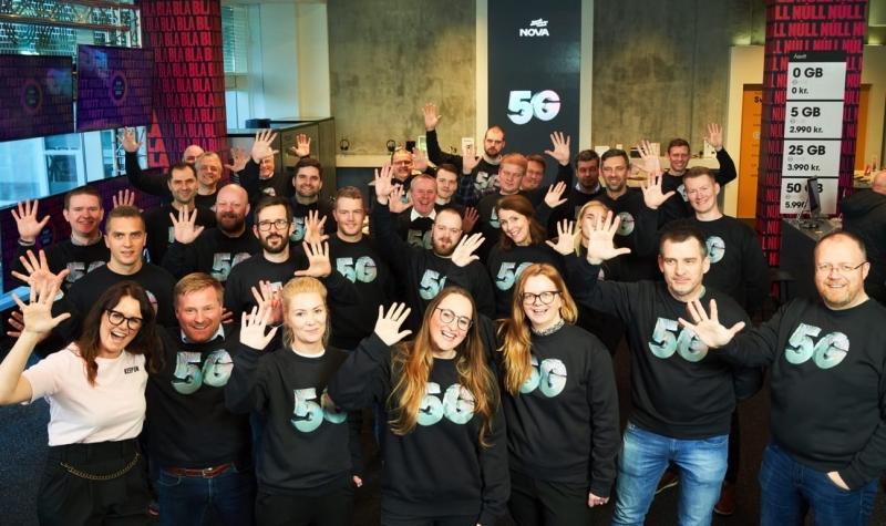 Trots säkerhetsoron: Huawei vinner 5g-avtal