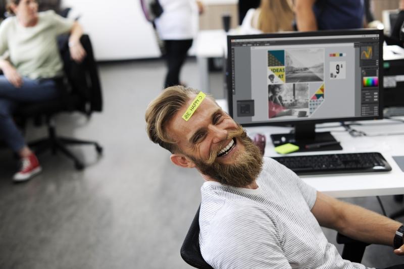 Smarta arbetsplatsen – en styrka hos medelstora företag
