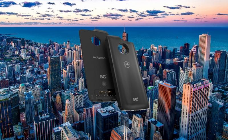 Verizon först med 5g 3GPP-nät
