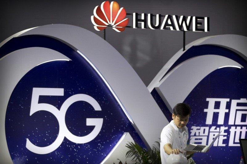 Huawei växer tack vare inhemsk 5g-marknad
