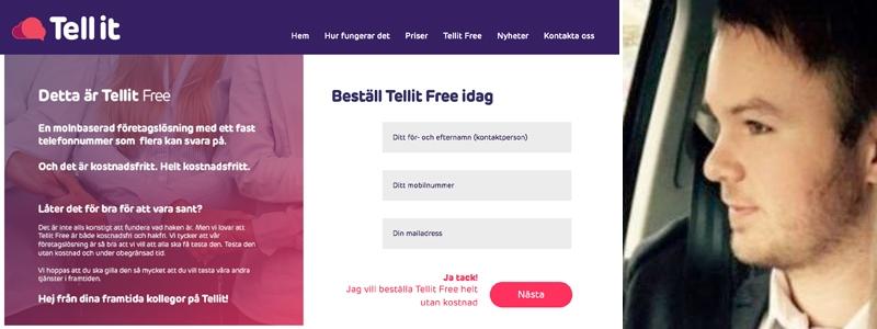"""Lanserar gratis växel: """"Det här är inte en strypt version"""""""