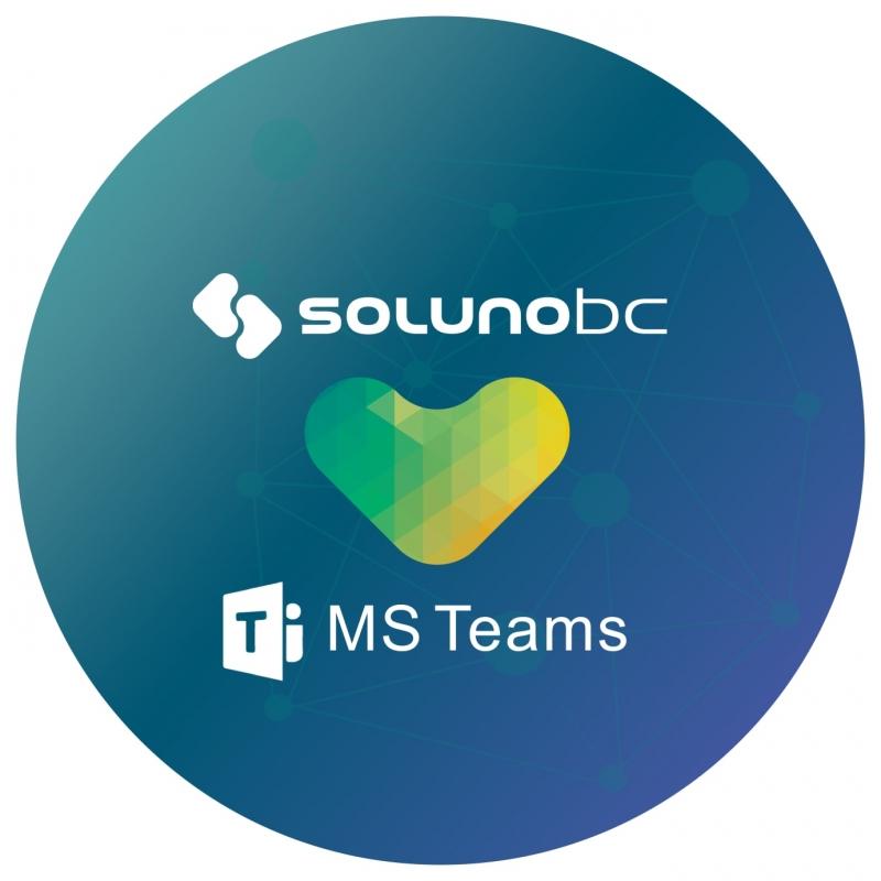 Soluno integreras mot Teams