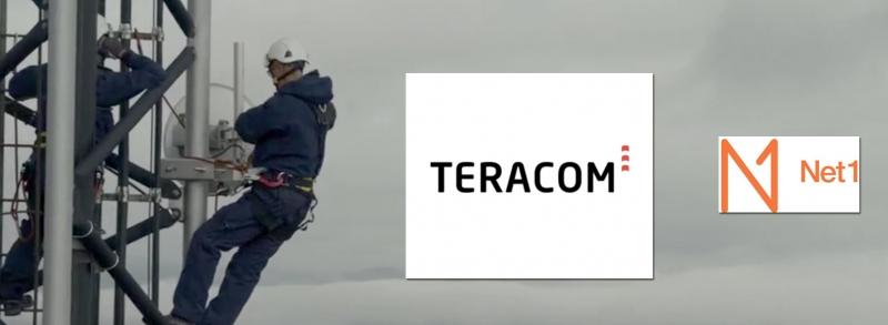 Så blir Net1 under Teracom