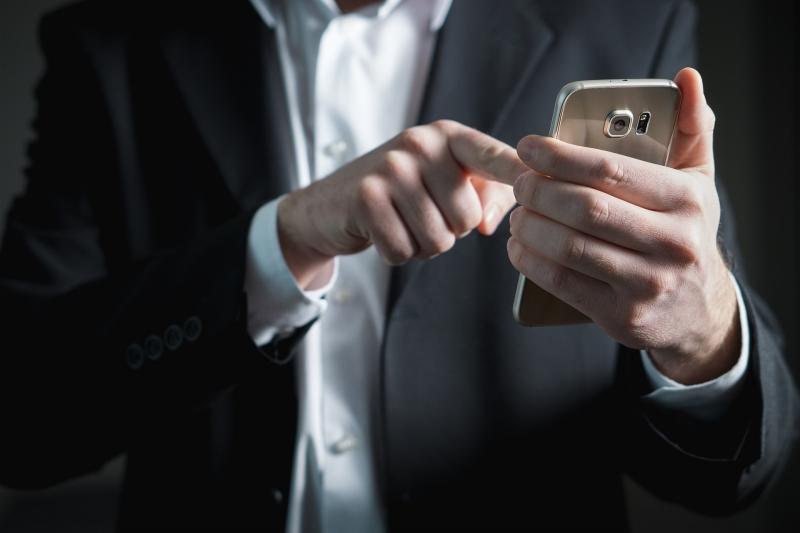 Studie visar: Drastisk förändring i företagens mobilanvändning