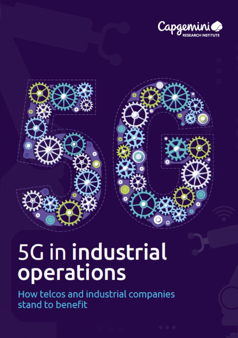 Rapport: Industrins betalningsvilja för 5g är stor