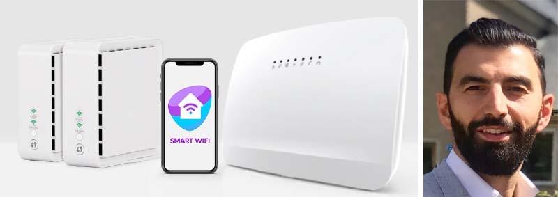 Telia garanterar bra wifi i ny satsning