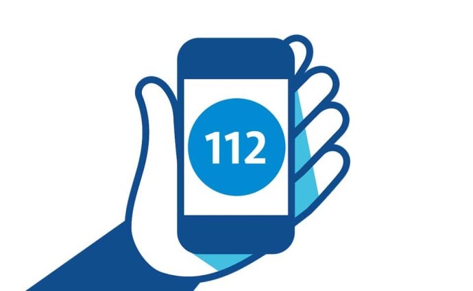 SOS Alarm lanserar 112-app