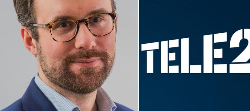 Erik Wottrich är Tele2:s globala hållbarhetschef