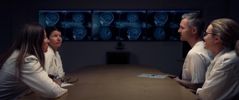 Videoteknik kortar köer i norska vården