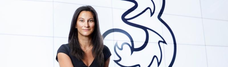 Matylda Lovenvall tar över B2B-delen på Tre