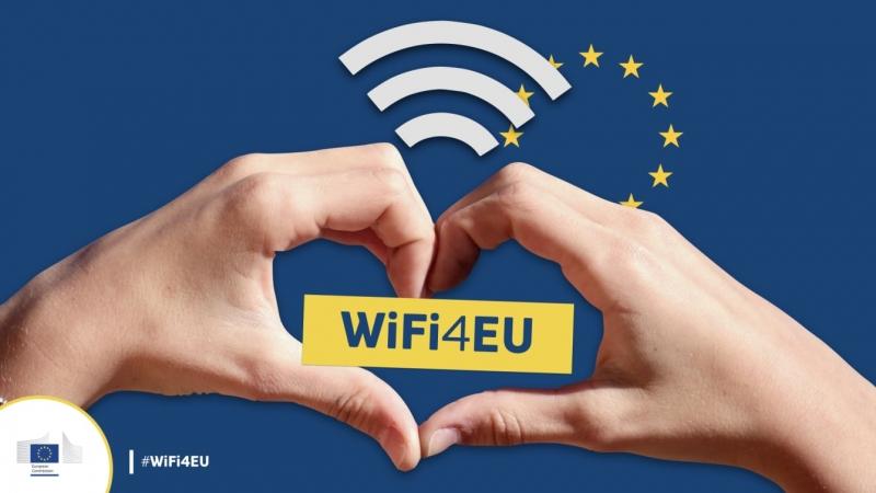 Bro centrum får första gratisnätet i EU-projekt