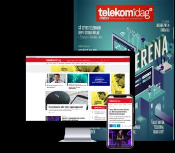 Annonsera i Telekom idag