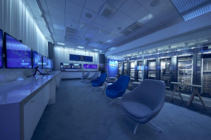 Nokia öppnar nytt framtidslabb för 5g