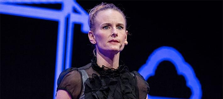 Jennica Andersson: 5g skapar helt nya värden