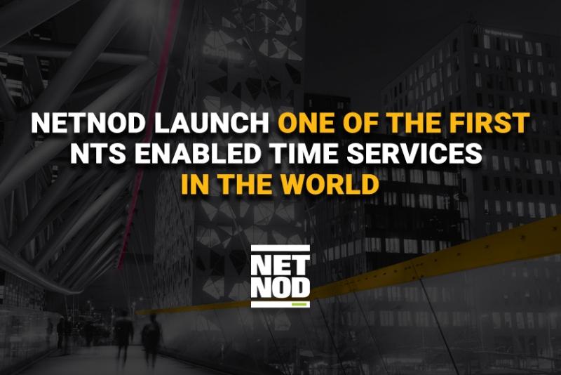 Netnod lanserar NTP med NTS-skydd