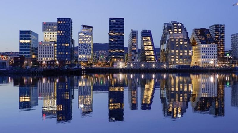 Telia Norge väljer Ericsson som 5g-leverantör