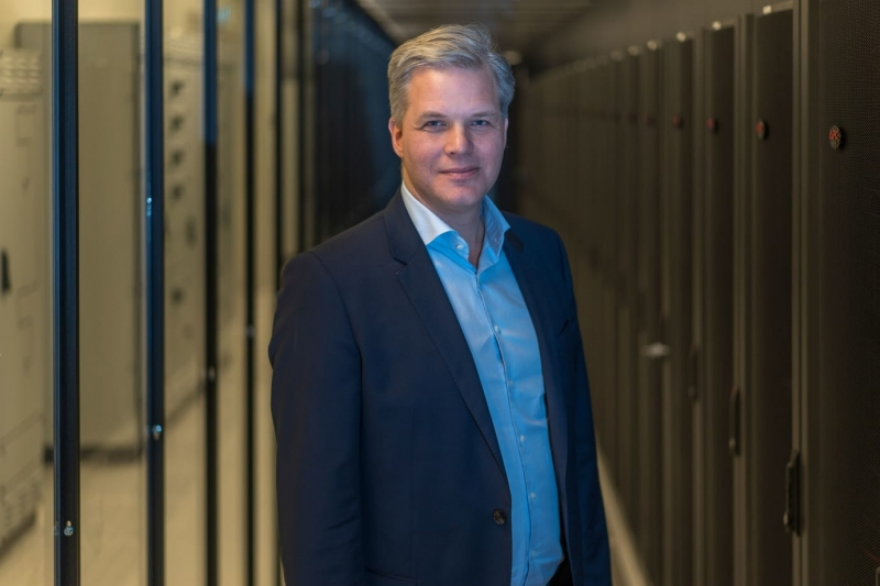 Interxion storsatsar i Sverige på nytt datacenter