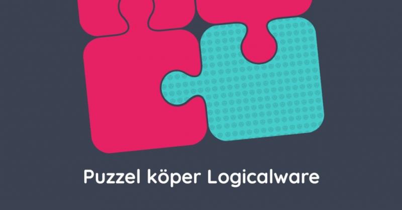 Puzzel köper Logicalware