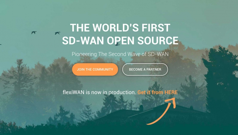 Draget: De gör SD-WAN open source