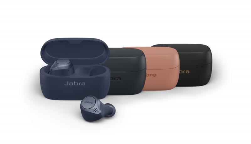 Jabras visar nya hörlurar på CES