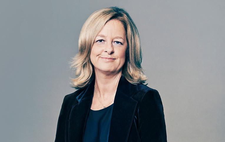 Allison Kirkby tar chefsstolen i Telia i maj