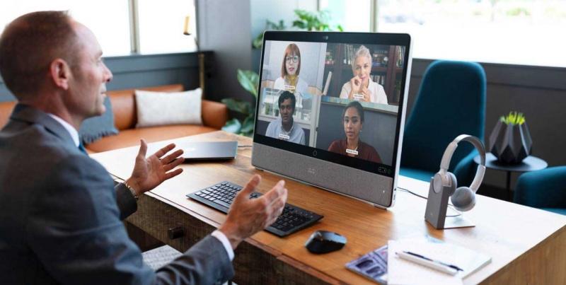 Tipsen: Så håller du videokonferensen säker