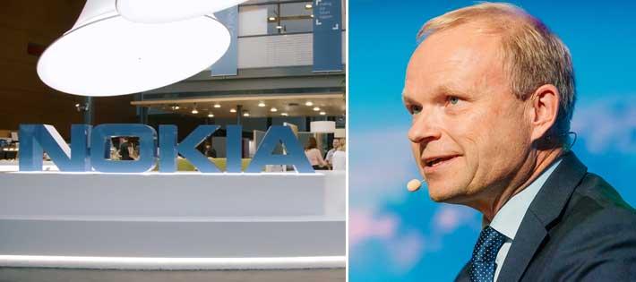 Nokia får ny chef – Fortum-vd:n tar över