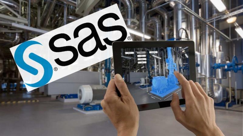 SAS institute och Ericsson samarbetar för smartare industri