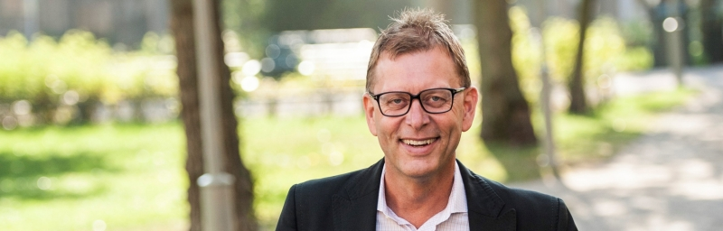 Joacim Hillervik: Operatörerna kan ta mer betalt ju bättre SLA kunden vill ha