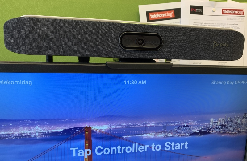 Test: Polys nya videobar X30 får bra omdöme