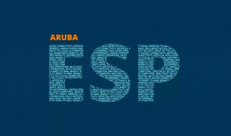 Aruba lanserar en ny nätverksplattform med ai