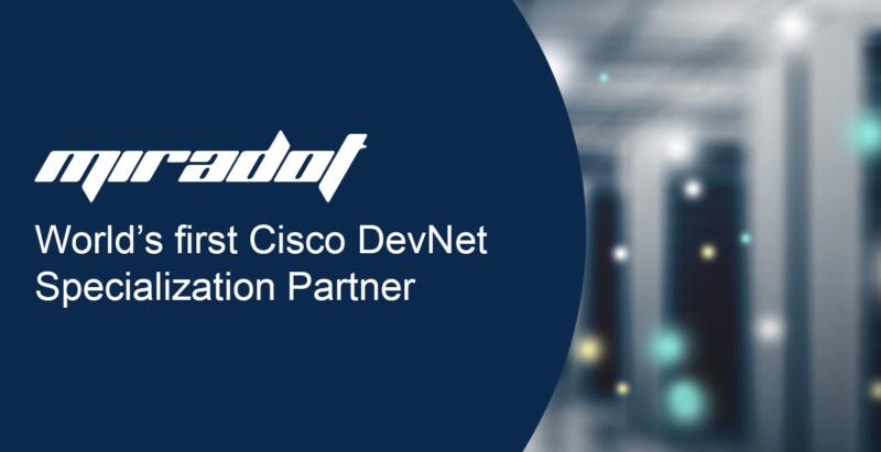 De är först i världen med ny Cisco-specialisering