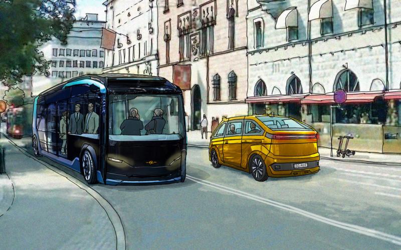 Nytt 5g-samarbete ska ge effektivare och klimatsmartare kollektivtrafik