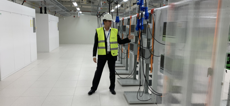 Interxion öppnar nytt datacenter i Sverige