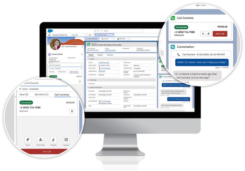 Salesforce utökar kundservice-plattformen