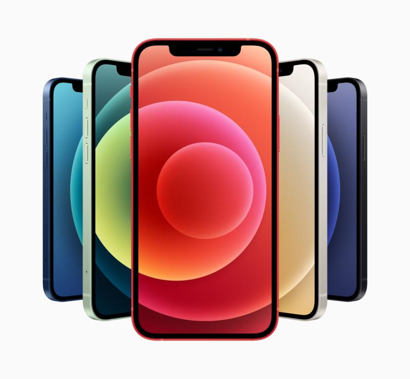 Iphone 12 gör de här 5g-mobilerna sällskap