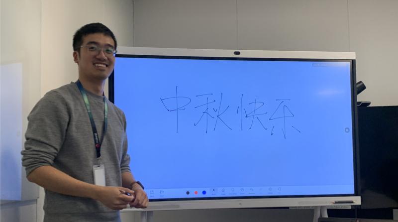 Huawei ger sig in i kamp med Microsoft och Cisco