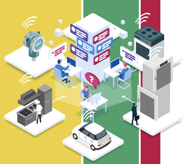 IoT i kontaktcentret är win-win för kund och agent