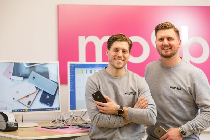 Telness i nytt samarbete med Moobil