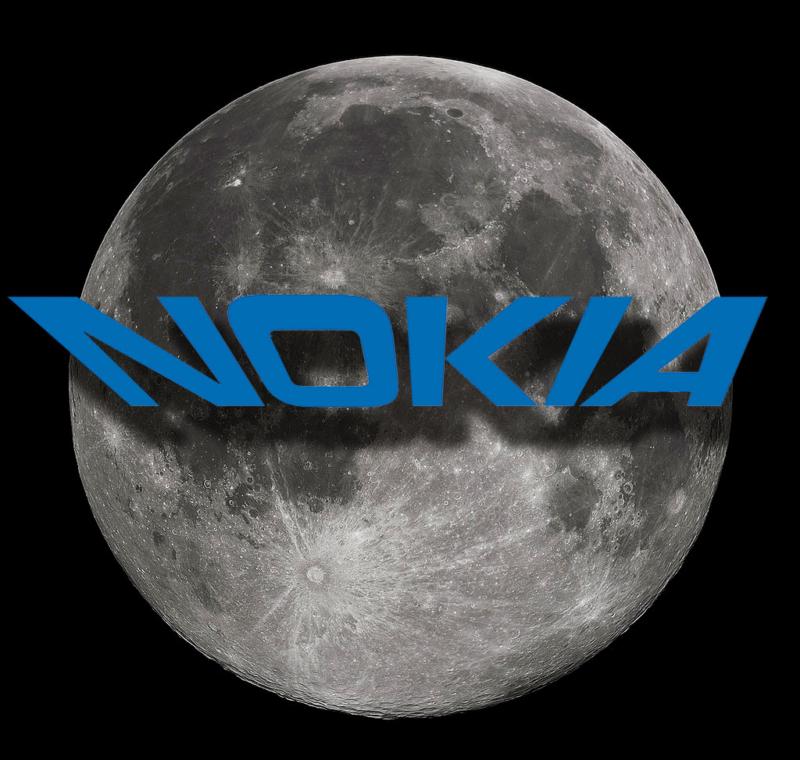 Nokia ska bygga mobilnät – på månen