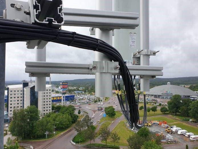 Tele2 lanserar 5G i Borlänge