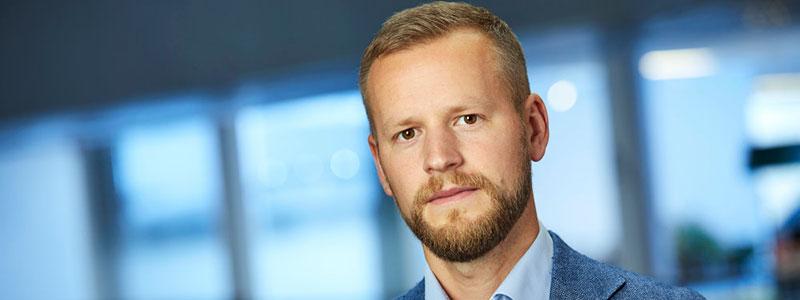 Viktor Wallström: Hybridkontoret är här för att stanna