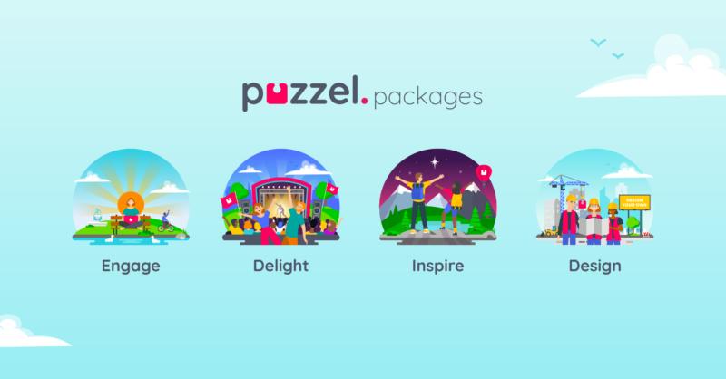 Puzzel lanserar nya paketlösningar