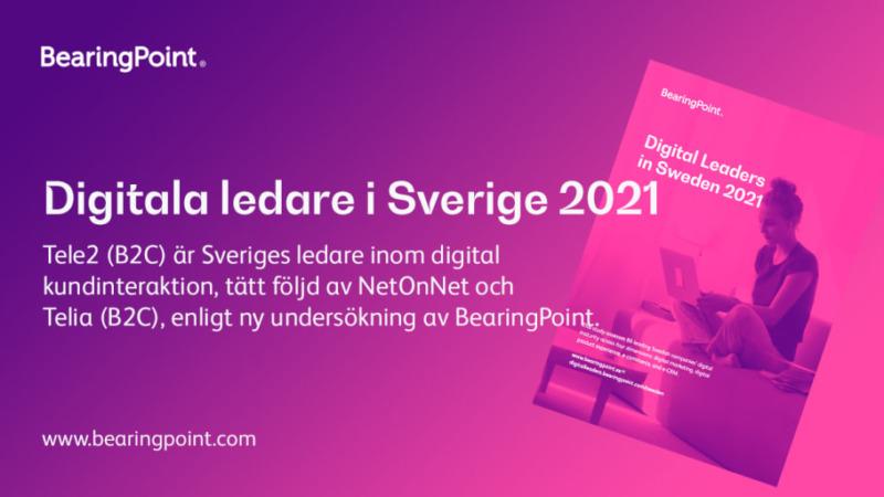 Här är svenska ledaren inom digital kundinteraktion