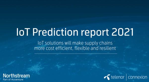 Rapport: Så påverkar IoT leverantörskedjan