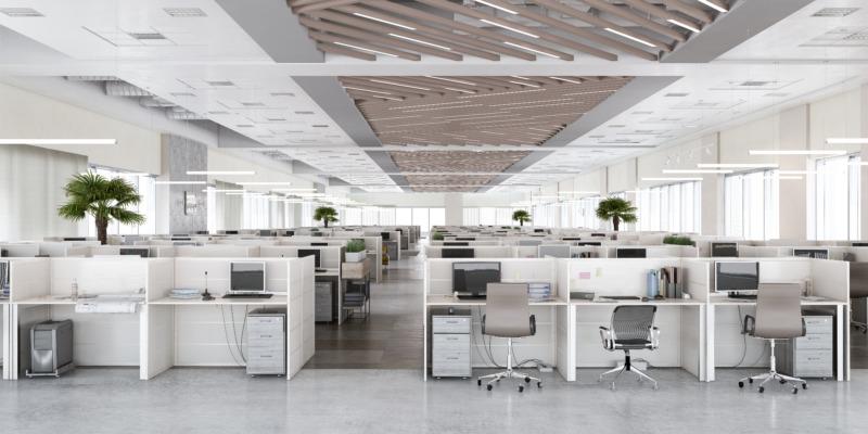 Ericsson: 62 procent tror inte att man kommer att ha ett kontor om nio år