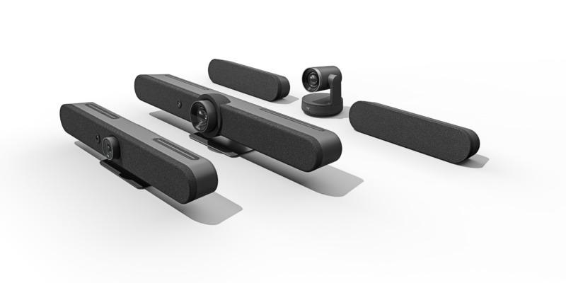 Logitech lanserar nya produkter för videokonferenser