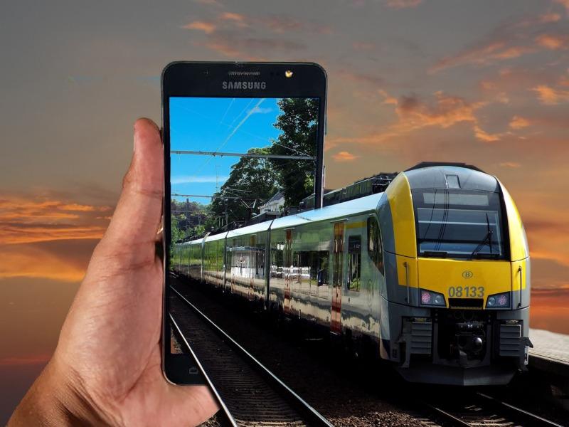 PTS: Så ska mobiltäckningen på tåg bli bättre
