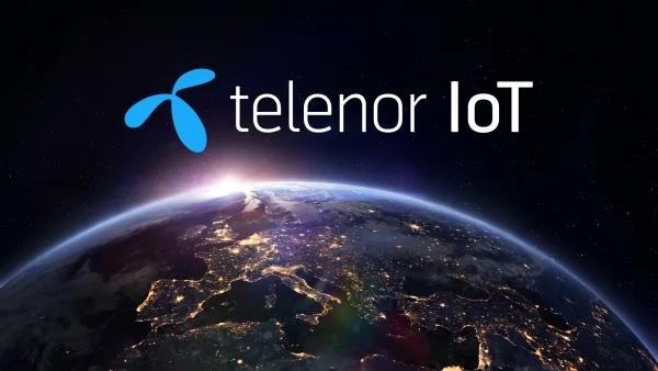 Telenor omstrukturerar sin IoT-satsning